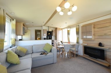 Ayr Holiday Park Caravan Jeston