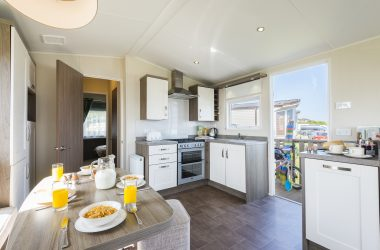 Ayr Holiday Park Caravan Zennor