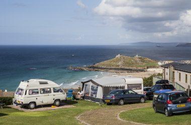 Ayr caravan site121