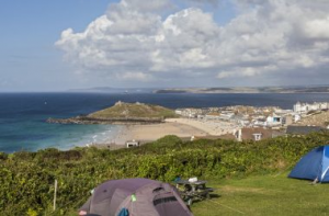 Camping in St Ives